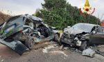 Le drammatiche foto dell'incidente di Caorle: morta una giovane donna