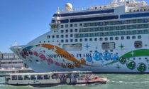 Grandi navi, il Governo ha deciso: attracco dirottato da Venezia a Marghera