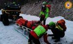 Soccorsa escursionista di Mira al Laghetto delle Streghe