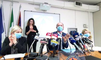 """Il Veneto passa in zona arancione da lunedì, Zaia: """"Evitate gli assembramenti"""""""