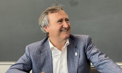 Venerdì 23 aprile consegna della Stella d'oro al Merito sportivo al sindaco Luigi Brugnaro