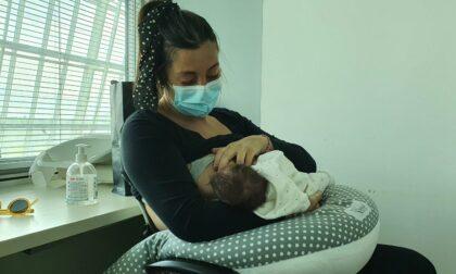 Mamma col Covid partorisce in anticipo per salvare la figlia