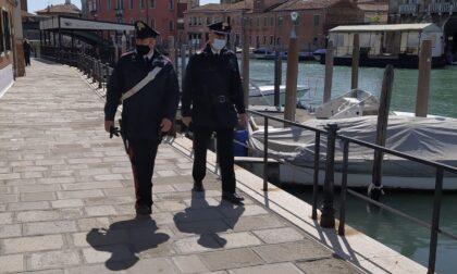 Semina il panico a Murano nonostante l'obbligo di dimora, 38enne ancora nei guai