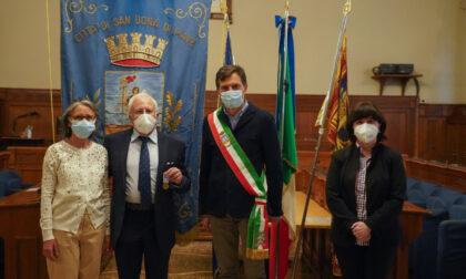 Consegnata alla memoria di Ermanno Napoletani la Medaglia d'onore per tutti i cittadini italiani deportati nei lager nazisti