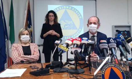 """Covid, Zaia: """"Il Veneto è zona arancione, da martedì o da mercoledì""""   +1567 positivi   Dati 2 aprile 2021"""