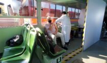 Pasquetta di controlli a Venezia, intanto vaporetto riconvertito come centro vaccinale