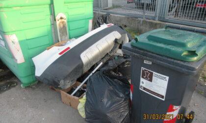 Ecco le foto dell'officina che faceva la cresta sui costi di smaltimento dei rifiuti