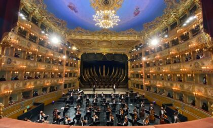 Teatro La Fenice, tornato il pubblico in sala: serata dedicata ai millennials