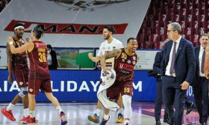 Umana Reyer maschile nella storia, centrata la sesta semifinale scudetto consecutiva