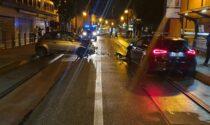 Numerosi incidenti nel fine settimana a Mestre: tanti al volante in stato di ebbrezza