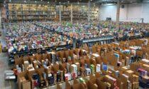 Il colosso Amazon sbarca a Dese e assume 20 lavoratori a tempo indeterminato