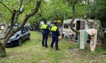 Microcamere sugli alberi e lungo i fossati per monitorare gli spostamenti: smantellata la centrale della droga di Zelarino