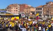Sangue e proteste in Colombia, la comunità residente a Venezia in piazza per sensibilizzare