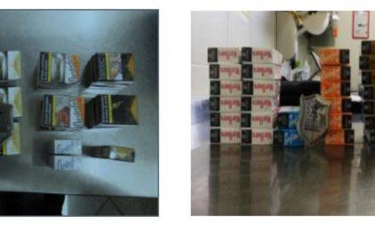 Tabacco e articoli per fumatori venduti senza alcun permesso