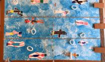Concorso poster piscina di Marghera, venerdì mega torte e mozzarelle per i giovani vincitori