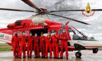 Supertecnologico, con l'autopilota e perfetto per le operazioni di salvataggio: ecco il nuovo elicottero dei Vigili del fuoco