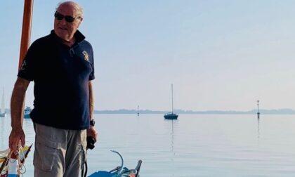 """Venezia dà l'addio a Giorgio Righetti, il """"signore delle vele"""""""