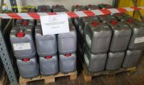 """240 tonnellate di olio motore di contrabbando sequestrate sulla """"rotta balcanica"""""""