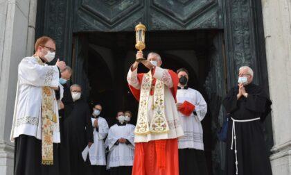 Venezia rinnova la secolare devozione a Sant'Antonio: le foto della reliquia che lascia la Città