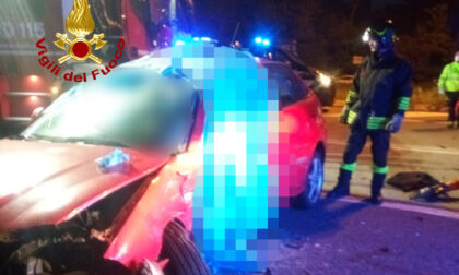 Tragedia a Ca' Noghera: scontro tra due auto, morto un 74enne e due feriti