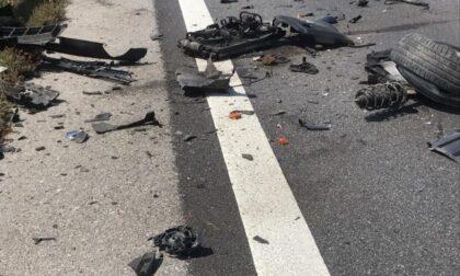 Incidente tra pullman e auto nel bresciano, traffico in tilt in autostrada A4 in direzione Venezia
