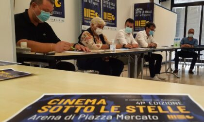 """Da domenica torna a Marghera """"Cinema sotto le stelle"""""""