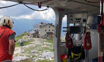 Perde l'equilibrio e scivola per 40 metri, Silvano Angelo Cotugno muore sotto gli occhi della compagna
