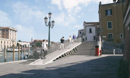 Venezia sempre più accessibile, sei rampe per abbattere le barriere architettoniche