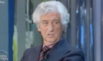 """A Venezia i 78 anni di Gianni Rivera, che però persevera: """"Non mi vaccino"""""""