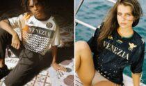 Bufera sulle nuove magliette del Venezia Calcio