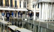 Le immagini delle paratie in vetro che salveranno la Basilica di San Marco