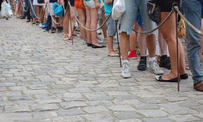 Venezia, primo giorno di Green pass per accedere ai musei