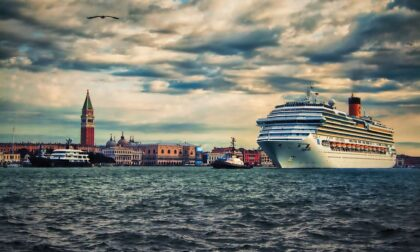 Stop grandi navi: il Senato ratifica la Camera entro il 18 settembre