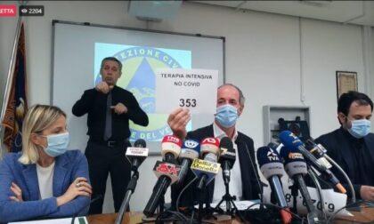 """Covid, Zaia: """"I sanitari non immunizzati sono ancora 17mila""""   +460 positivi   Dati 2 agosto 2021"""