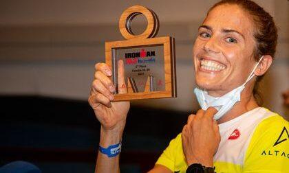 Tutti pazzi per super Jacky e lei non delude: argento all'Ironman di Jesolo