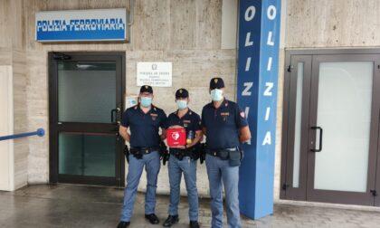 Ha un infarto in stazione, 60enne salvato dalla Polizia ferroviaria