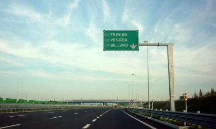 Passante di Mestre chiude temporaneamente: traffico verso Trieste deviato
