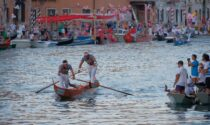 Regata Storica Venezia: vince l'arancio. Gli ordini d'arrivo e le foto