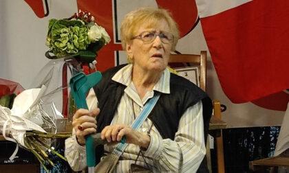 Grande festa per Sofia Gobbo, la staffetta partigiana ha tagliato il traguardo dei 100 anni