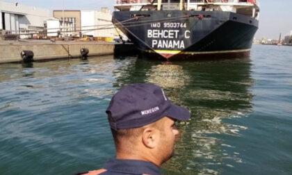 """Tragedia sfiorata nel Canale dei Petroli, mercantile da 160 metri """"salvato"""" dai rimorchiatori"""
