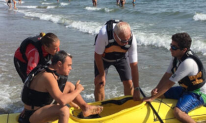 Vita da spiaggia e disabilità, provincia di Venezia medaglia d'oro nell'inclusione