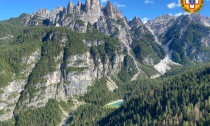 Federico è scomparso da una settimana in montagna, ma i parenti non si danno pace