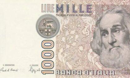 Hai ancora le mille lire con Marco Polo e il Palazzo Ducale? Ora valgono parecchio