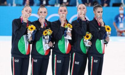 Rubato il tricolore della medaglia olimpica veneziana Daniela Mogurean