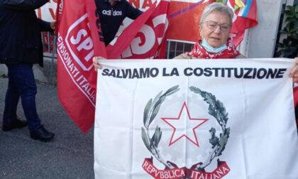 """Assalto alla Cgil di Roma, la risposta della sezione veneziana: """"No a tutti i fascismi"""""""