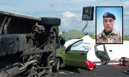 Tamponò l'auto in cui viaggiavano i militari Rocco Rilievi e Valerio Canzo: a processo il conducente