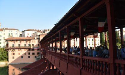 Venezia partecipa agli eventi collegati alla riapertura del Ponte Vecchio di Bassano del Grappa