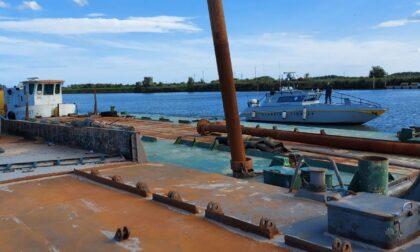 Cantiere navale sotto sequestro: sversavano nel Brenta rifiuti pericolosi